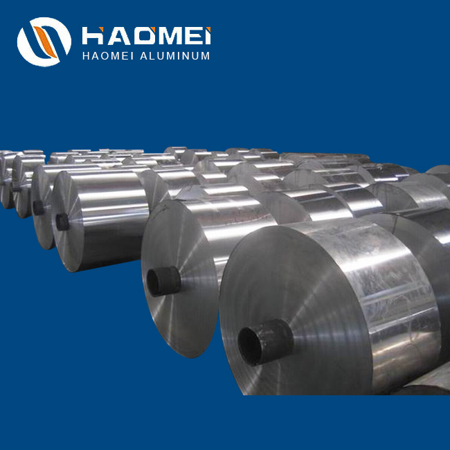 Manufacturing Processes of Insulation Aluminum Coil