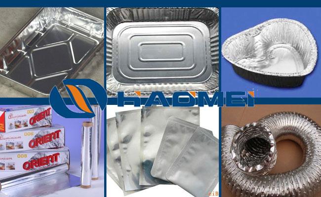 Aluminum Foil, Aluminum Foil Use