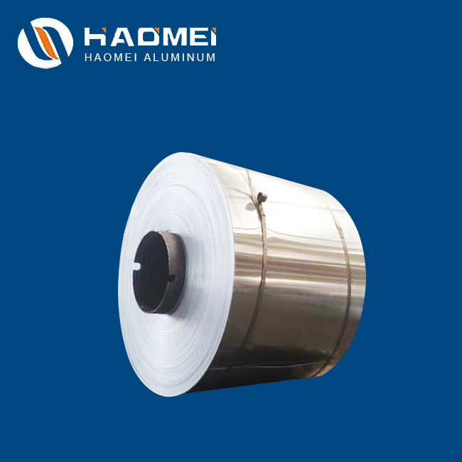 industrial pure aluminum coil stock