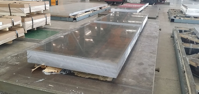 aluminium sheet metal