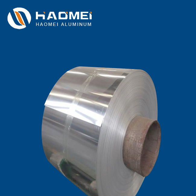 Cold rolled aluminum coil for anodizing