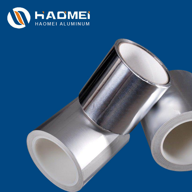 Aluminum foil insulation material for construction