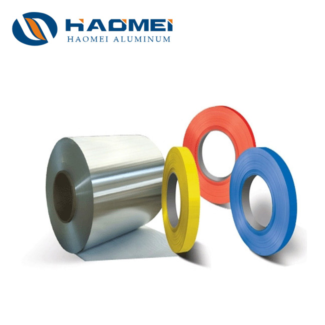 3000 Series Color Coated Aluminum Coil, Color Coated Aluminum Coil, coated aluminum coil