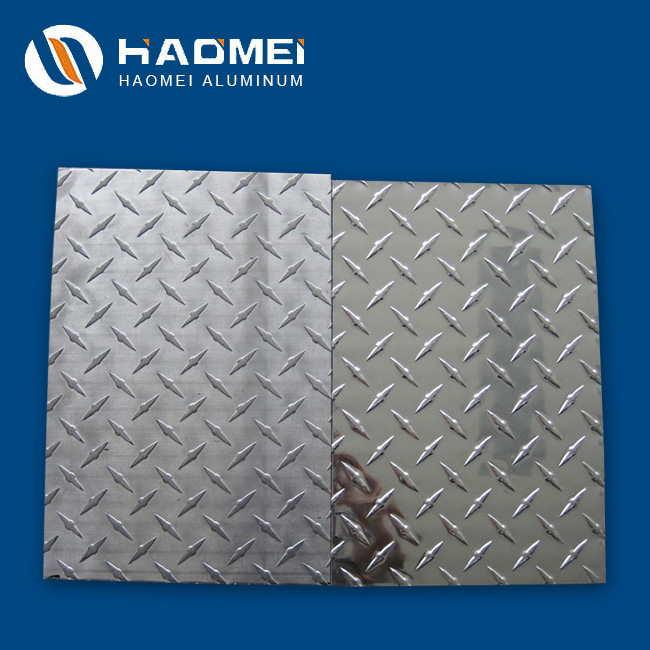 1000 Series Aluminum Tread Plate