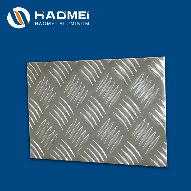 5000 series aluminum tread plate
