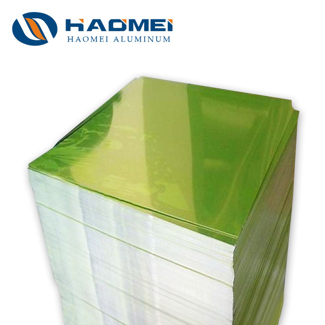 Aluminum Mirror Sheet Polished And Reflective Aluminium