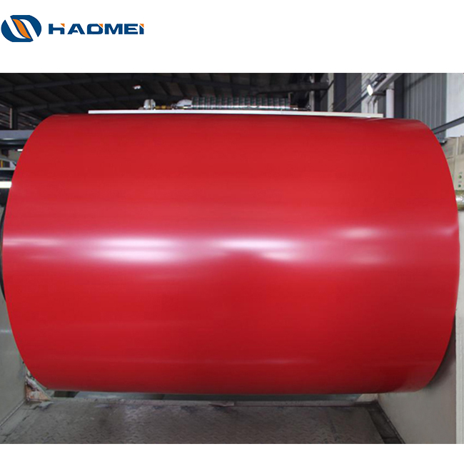 3004 color coated aluminum coil