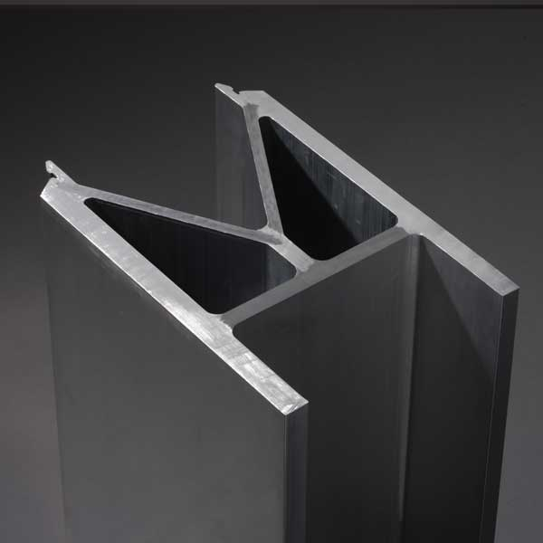 Extruded Aluminum Profile for Curtain Wall