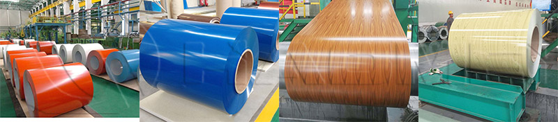 aluminum coated coil pe colors