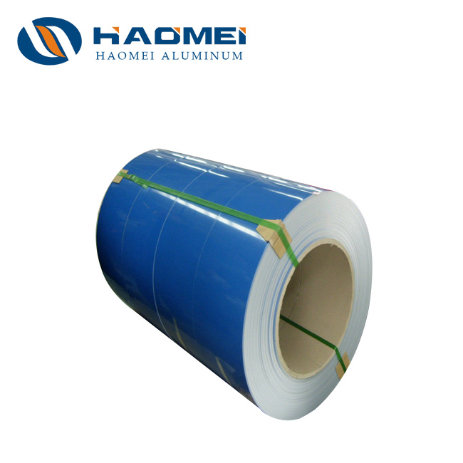 8011 Color Coated Aluminum Coil