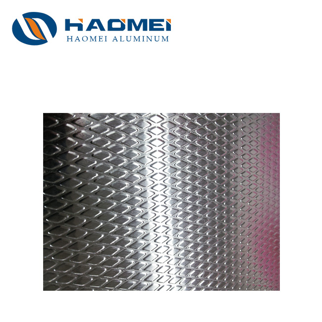 polishing aluminum diamond plate1