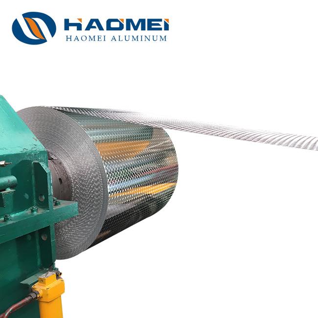 1100 aluminum coil