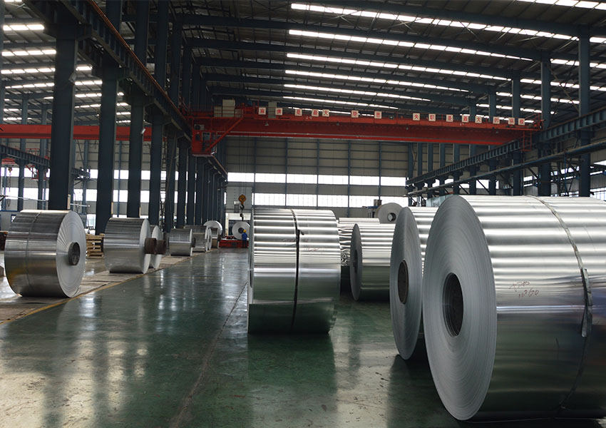 aluminum coil, aluminum coil for thermal insulation
