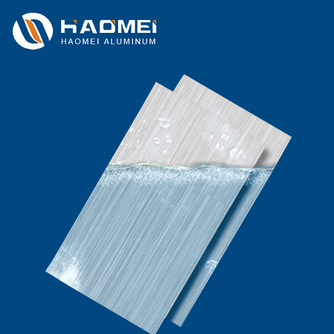 hair brushing aluminum sheet, aluminum sheet