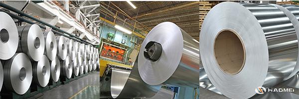 aluminum coil stock suppliers