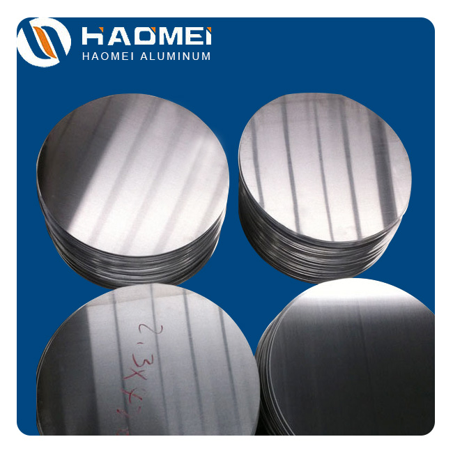 1000 series aluminum circle