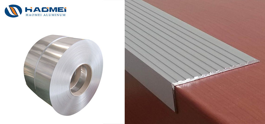 aluminium edging strip