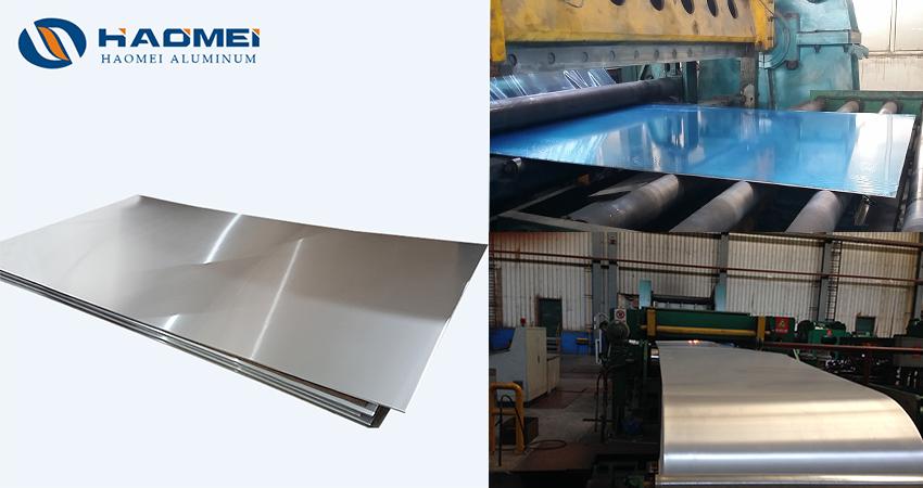 aluminium sheet price