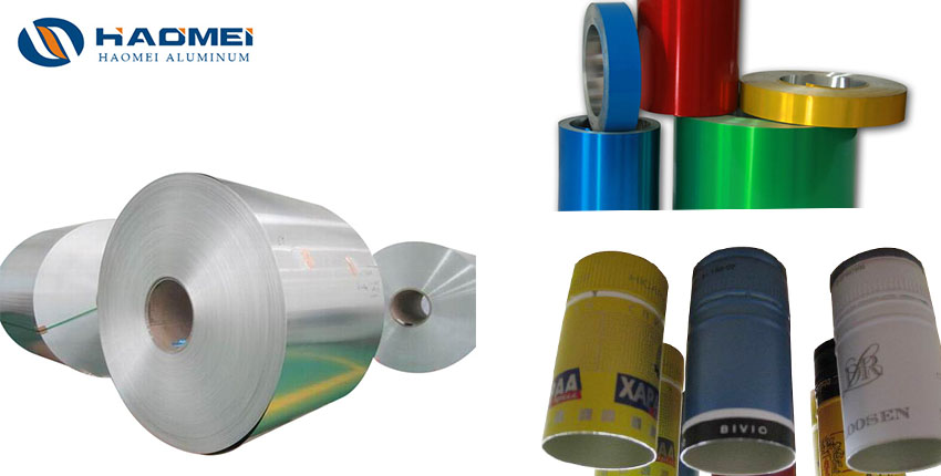 Aluminum Coil Sheet for Ropp Caps for Sale