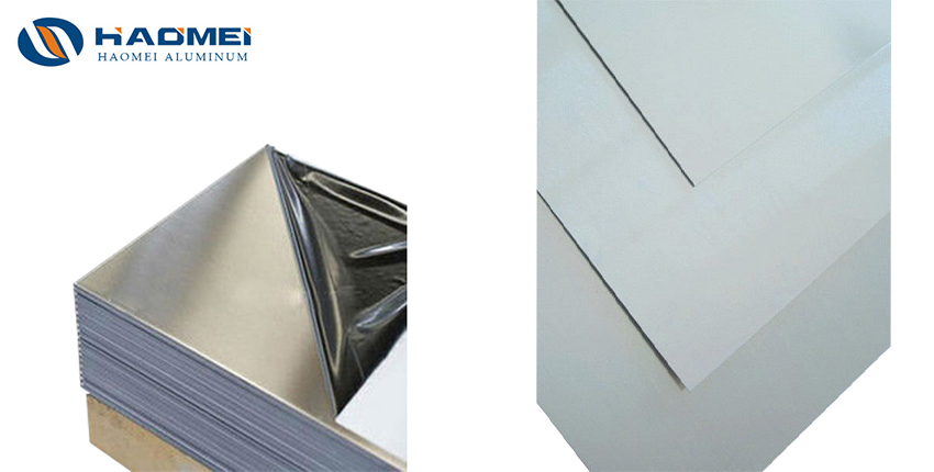 mirror finish aluminum sheet price
