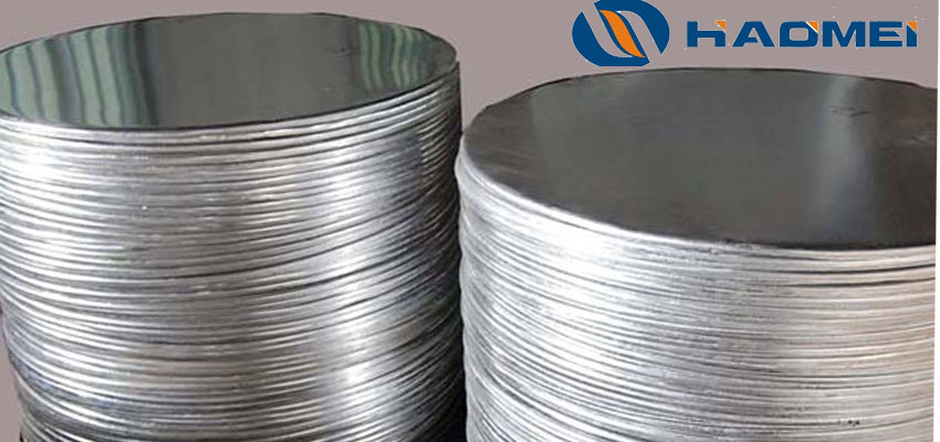 3000 series aluminum circle