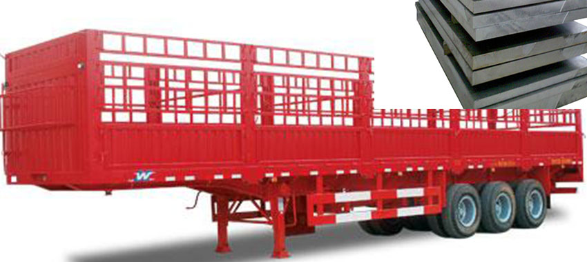 Application of Aluminium Sheet Metal in Trailers