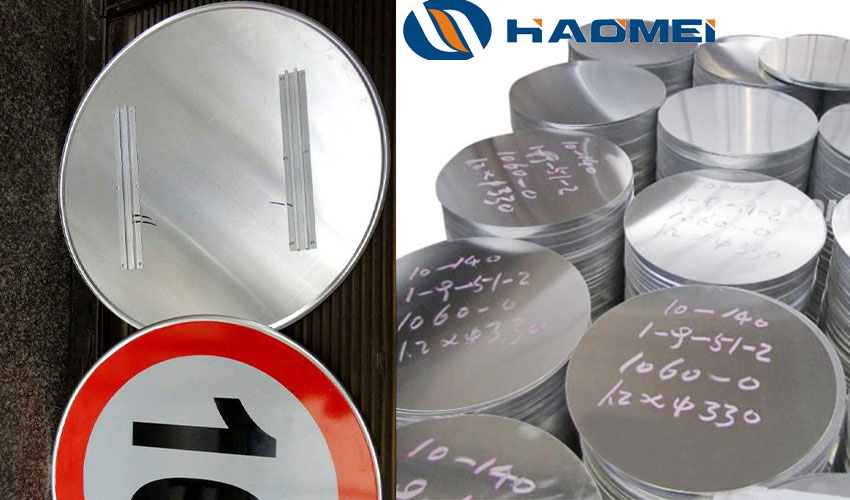 3000 series aluminum circle plates