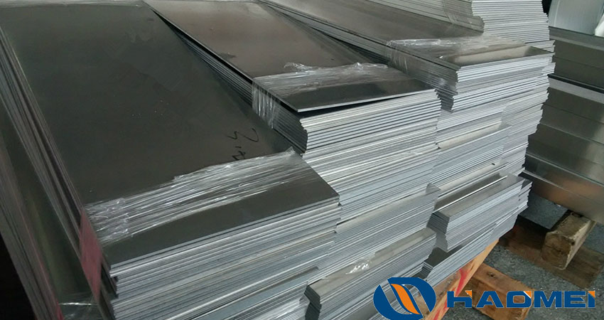 mirror finish anodized aluminum sheets