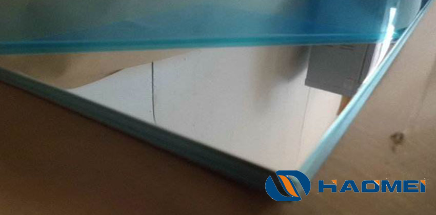 mirror finish aluminum sheet metal