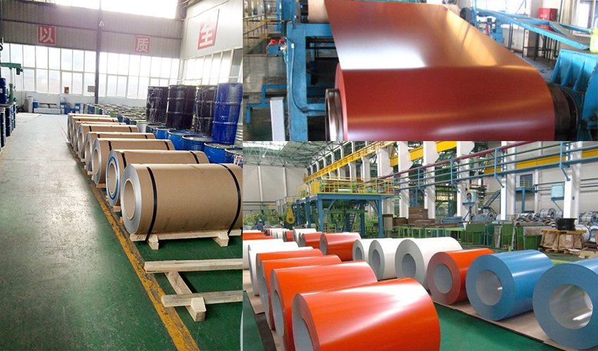 aluminum trim coil colors