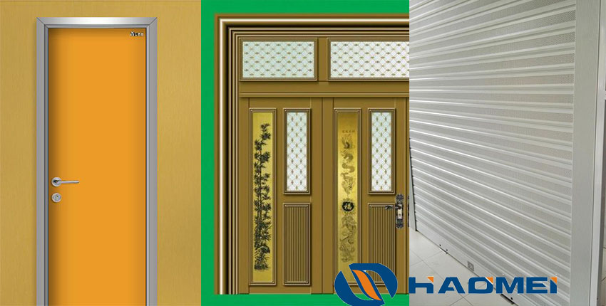 aluminium door strip