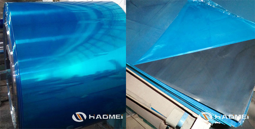 Why is the Mirror Polished Aluminum Sheet So Widely Applied