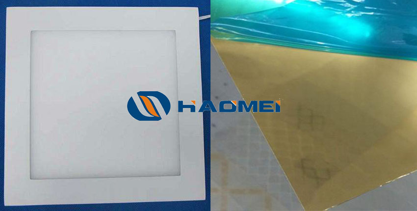 aluminium mirror reflector sheet grade 1060 for led light