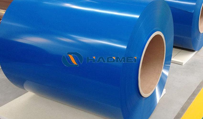 vinyl coated aluminum coil stock
