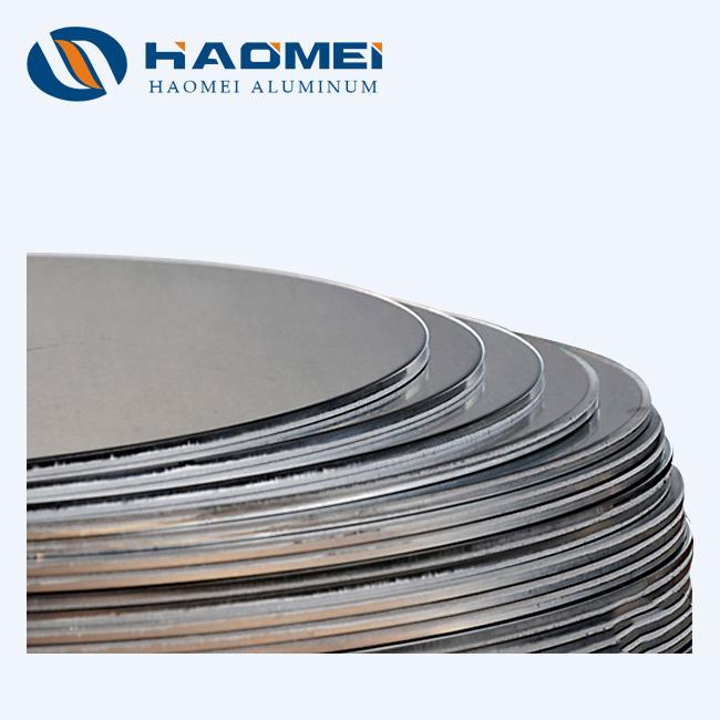 1050 aluminium round plate 1