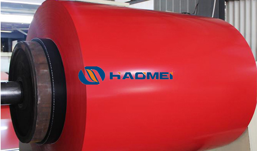 pvdf color coated aluminum coil manufacturers