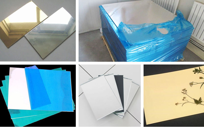 aluminium reflector sheet