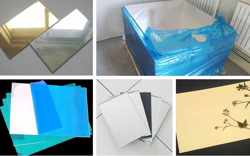 aluminium reflector sheet