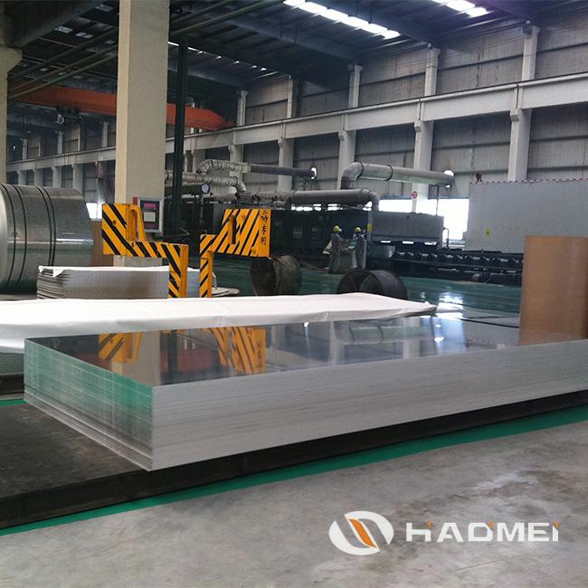 5052 Aluminum Sheet for Sale Price | Marine Grade Aluminium