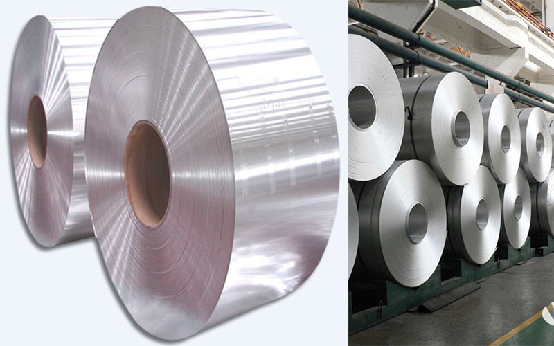 pvdf color coated aluminum coil for venetian blind