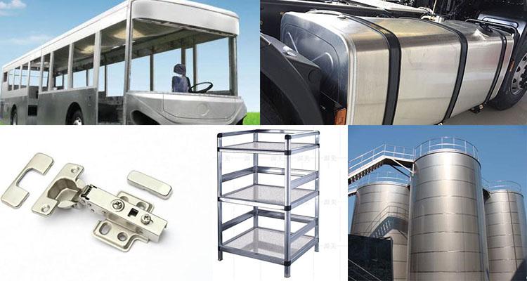 3003 aluminum sheet plate application