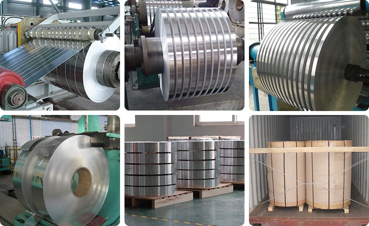aluminium cover strip manufacturer and packaging