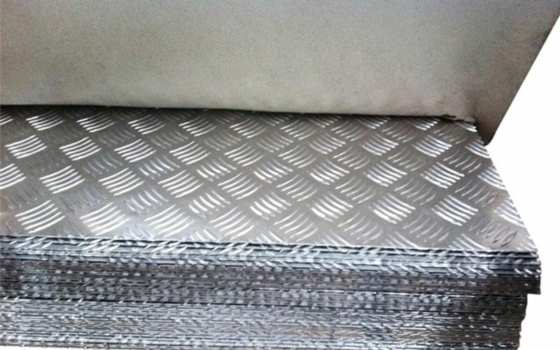 embossed aluminum sheet price