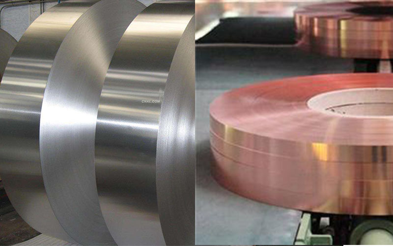 aluminum metal strips 1mm 3mm