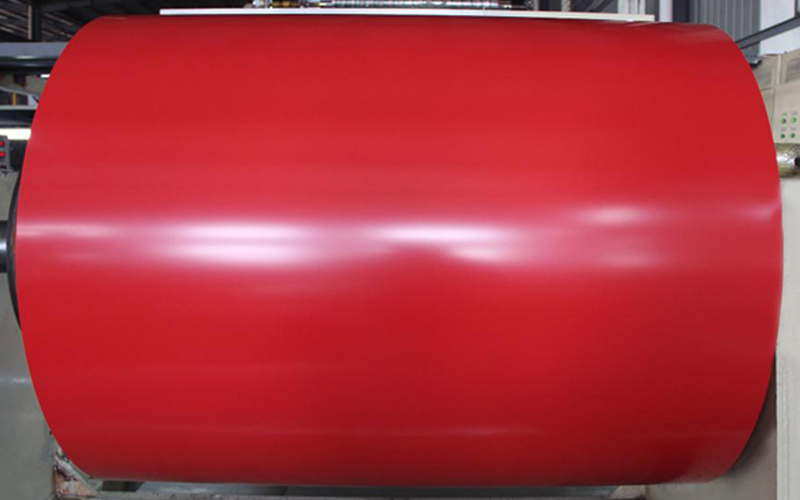 color coated aluminum coil for venetian blind