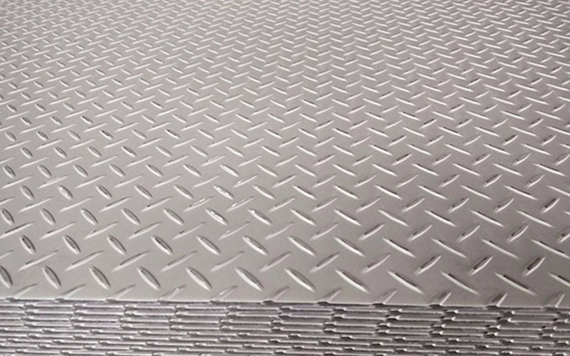 embossed aluminum coil sheet