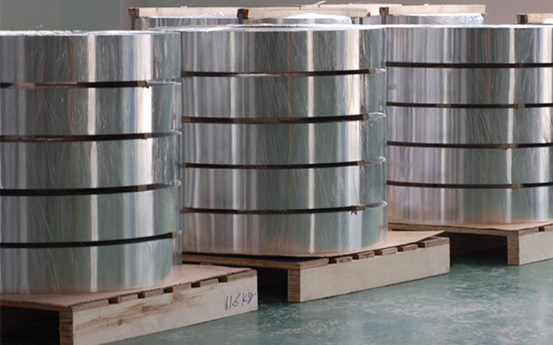 coated aluminium strips price and manufacturer