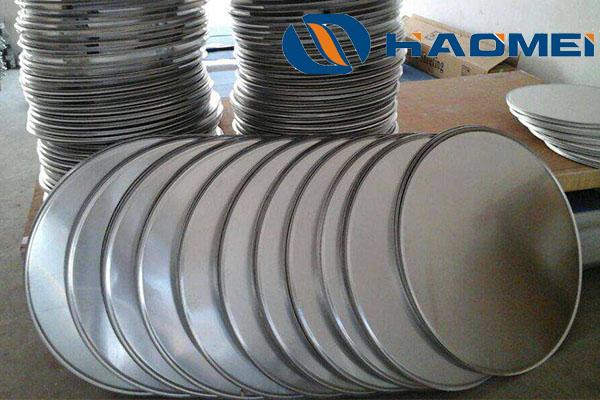 3003 aluminium round circles