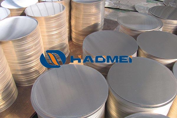 Aluminium circle 1050 price