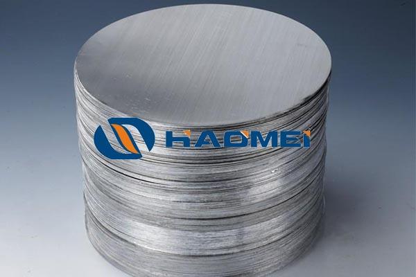 aluminum round dics
